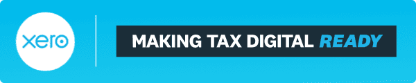Xero Making Tax Digital Ready