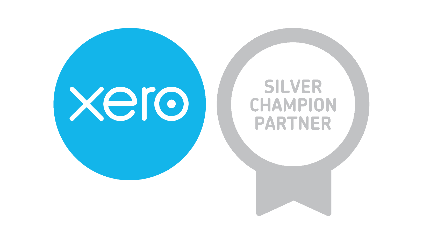 Xero Silver Champion Partner Badge