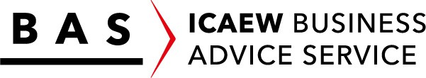 BAS: ICAEW Business Advice Service logo
