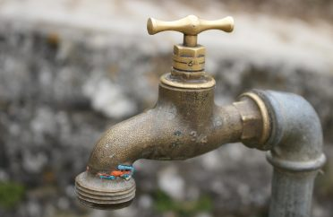 Photo of a tap / faucet: think of cashflow like running water. If it stops flowing, your business will get into difficulty.